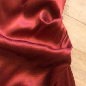 Diane Von Furstenberg Dresses - Diane Von Furstenberg one shoulder silk dress